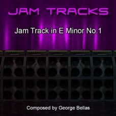 Jam Track in E Minor No.1