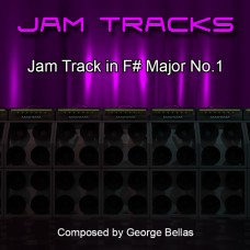 Jam Track in F# Major No.1